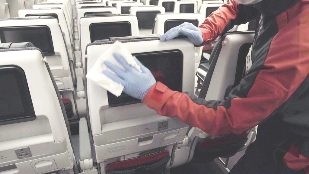 感染 リスク 飛行機 コロナ